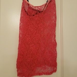 Tops - Sexy Lace Cami